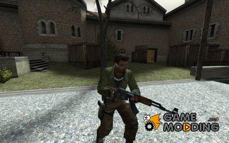 Desert Camouflage Elite для Counter-Strike Source