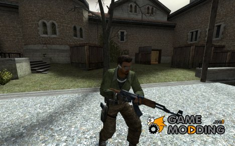 Desert Camouflage Elite for Counter-Strike Source