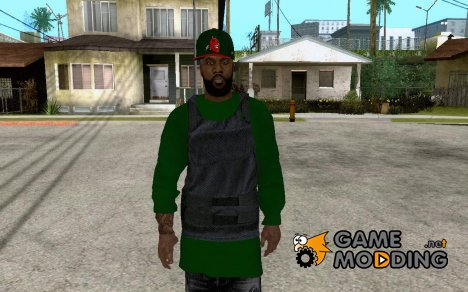 Новый smokev  HD for GTA San Andreas