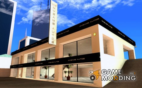 [HD] Сеть Автомастерских MyGame Autos for GTA San Andreas