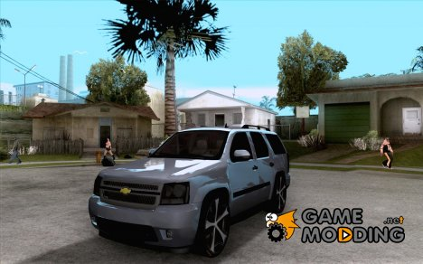 Chevrolet Tahoe HD Rimz for GTA San Andreas