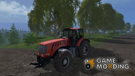 Беларус МТЗ 3022 для Farming Simulator 2015