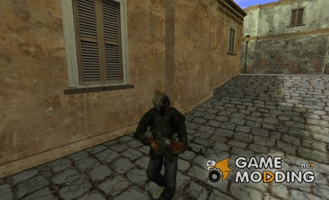 S.T.A.L.K.E.R Gopnik with mask для Counter-Strike 1.6
