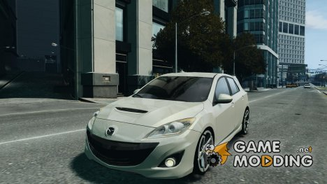 Mazda 3 MPS 2010 for GTA 4