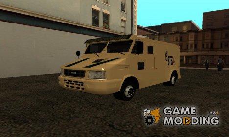 Iveco Инкассация для GTA San Andreas