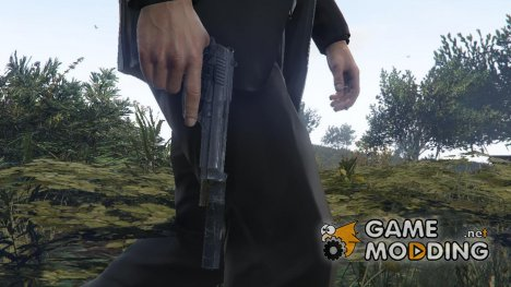 Max Payne 3 PT92 1.0 for GTA 5