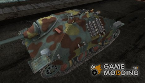 Hetzer 11 для World of Tanks