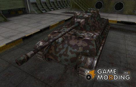 Горный камуфляж для Panther II для World of Tanks