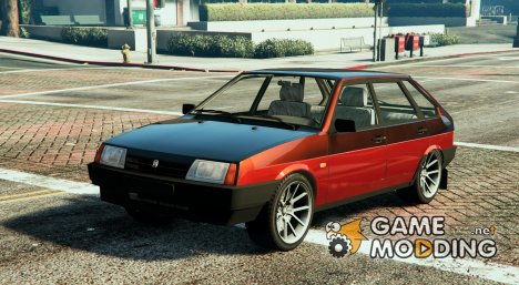 VAZ 2109i (Lada Samara) for GTA 5