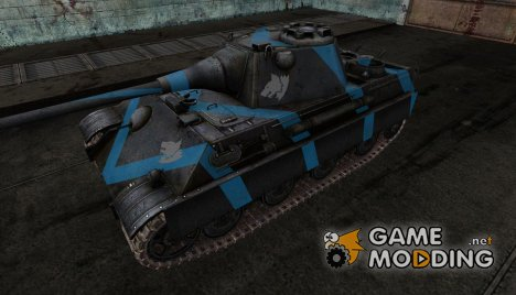 Шкурка для Panther II (Вархаммер) for World of Tanks