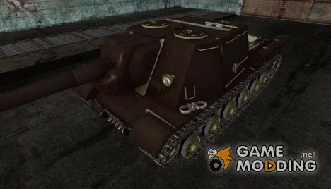 ИСУ-152 72AG_BlackWing for World of Tanks