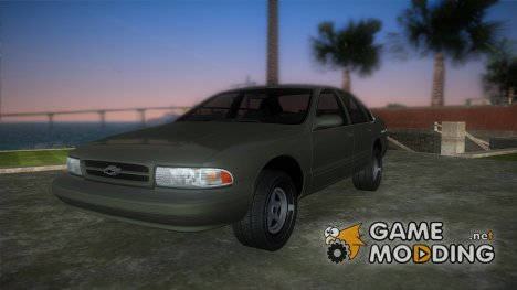 Chevrolet Impala SS 1996 for GTA Vice City