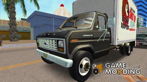 Ford E-350 1988 cube truck v1.0 for GTA Vice City