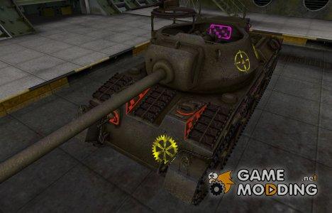 Качественные зоны пробития для T28 Prototype для World of Tanks