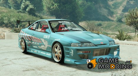Honda Integra DC2 - BOMEX Tuned for GTA 5