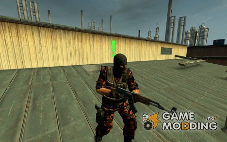 Tropical Terror for Counter-Strike Source
