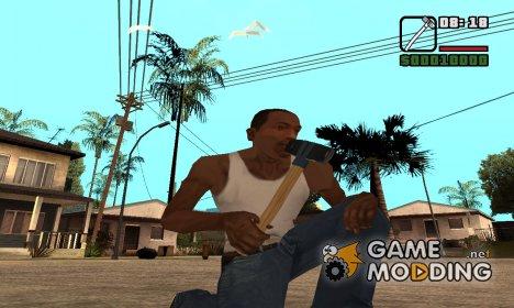 """Nokia 3310 """"Оружие нового поколения"""" для GTA San Andreas"""