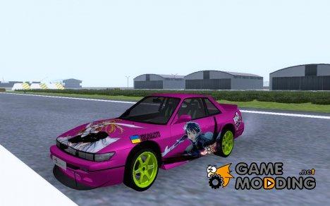 Nissan Silvia S13 Sword Art Online для GTA San Andreas