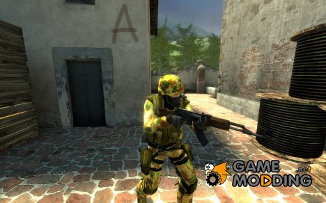 Australian Soldier V1.1 для Counter-Strike Source