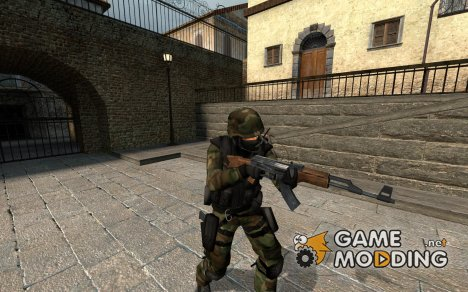 Woodland Ct for Counter-Strike Source