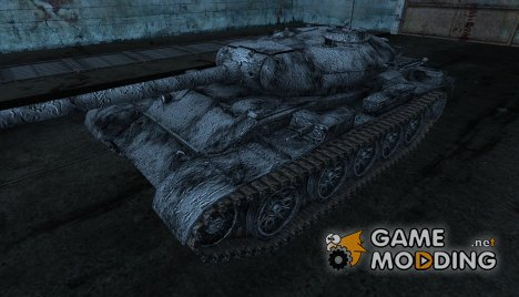 T-54 Bumerok for World of Tanks