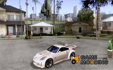 Nissan 350Z Tokyo Drift для GTA San Andreas