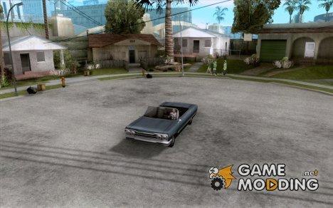 Savanna HD for GTA San Andreas