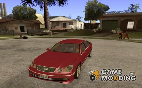 Lexus GS430 1999 for GTA San Andreas