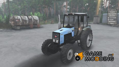МТЗ 1221 v 2.0 for Spintires 2014