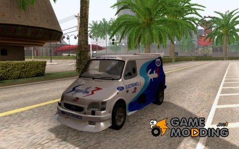 Ford Transit Supervan 3 2004 для GTA San Andreas
