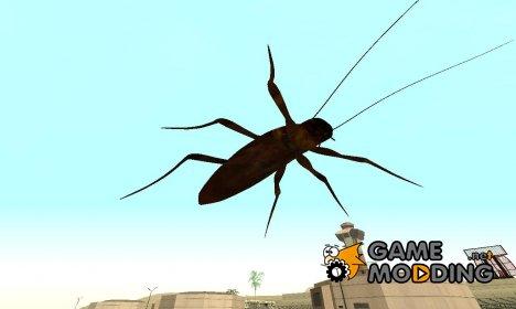 Летающий Таракан для GTA San Andreas