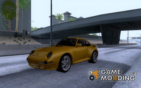 Porsche 911 Turbo 1995 for GTA San Andreas