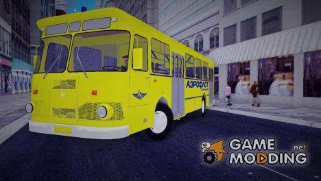 ЛиАЗ 677МП for GTA 3
