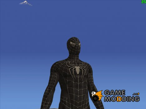 Amazing Spider-Man (Black Trilogy) for GTA San Andreas