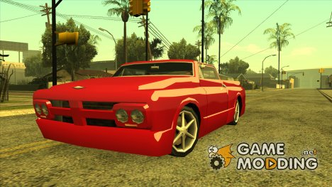 San Andreas GFX PS2 to PC for GTA San Andreas