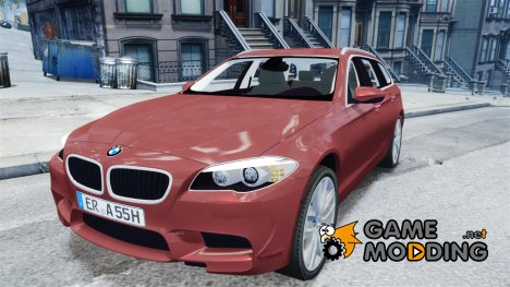 BMW M5 F11 Touring V.2.0 for GTA 4