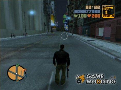 Бессмертие for GTA 3