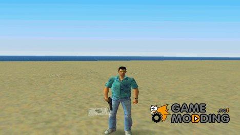 Скин с новыми джинсами для GTA Vice City