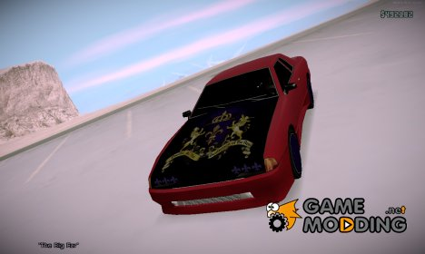 Elegy Saints Row для GTA San Andreas