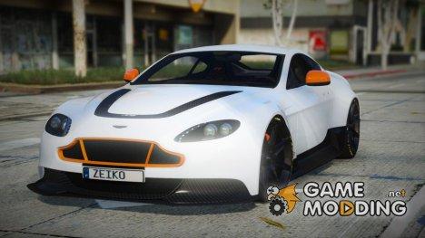 2015 Aston Martin GT12 for GTA 5