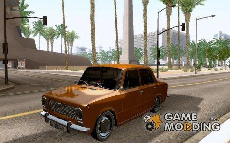ВАЗ 2101 Реставрированный for GTA San Andreas