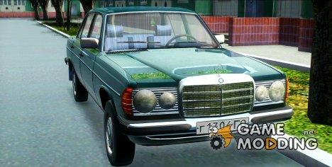 Mercedes-Benz 230 W123 for GTA San Andreas