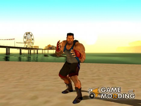 TJ Combo Killer Instinct v1 для GTA San Andreas