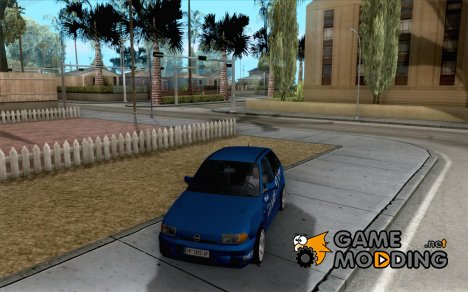 Opel Astra Time Attack для GTA San Andreas