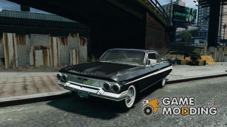 Chevrolet Impala 1961 for GTA 4
