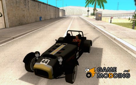 Caterham 320 for GTA San Andreas