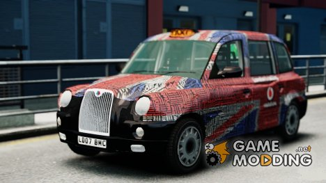 London Taxi Cab for GTA 4