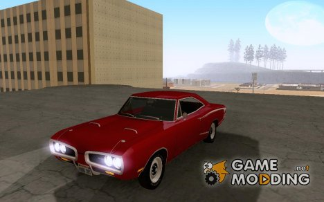 Dodge Coronet Super Bee for GTA San Andreas
