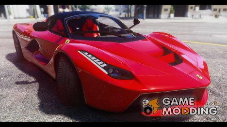 2015 Ferrari LaFerrari 1.5 for GTA 5