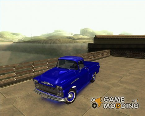 Chevrolet Apache GM 1959 для GTA San Andreas